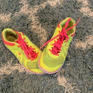 Ladies champion runners